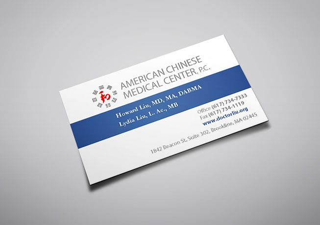 Express to china business cards boston web power american chinese medical center reheart Image collections