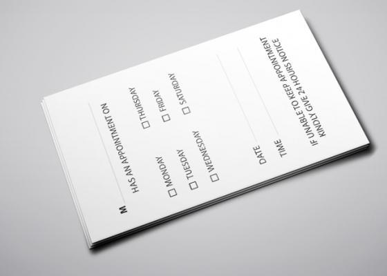 Prints boston web power ma dental care business cards reheart Choice Image